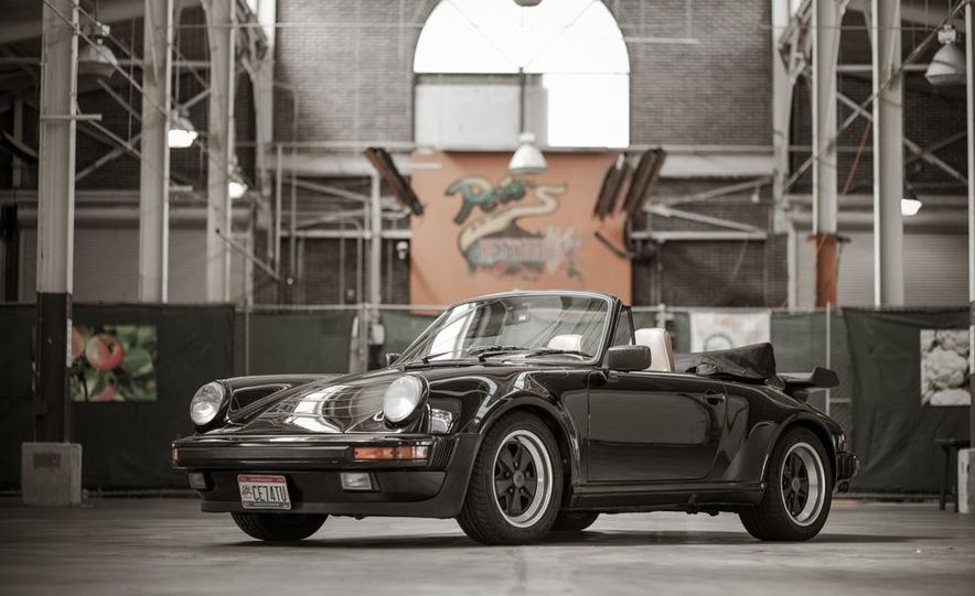 1968 Porsche 911 and 1973 Porsche 911E Targa - Slide 57
