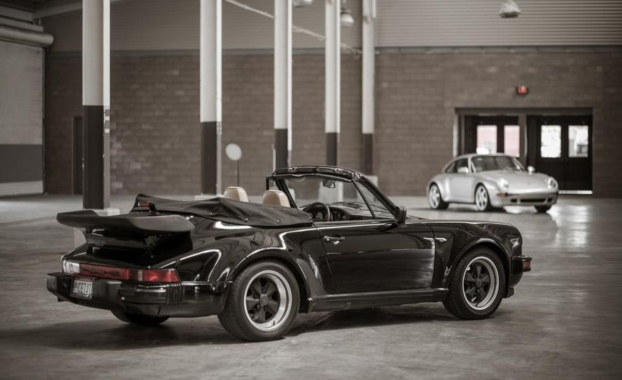 1968 Porsche 911 and 1973 Porsche 911E Targa - Slide 58