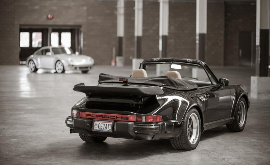 1968 Porsche 911 and 1973 Porsche 911E Targa - Slide 59