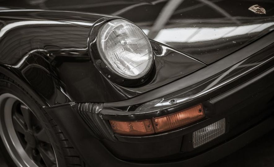 1968 Porsche 911 and 1973 Porsche 911E Targa - Slide 63