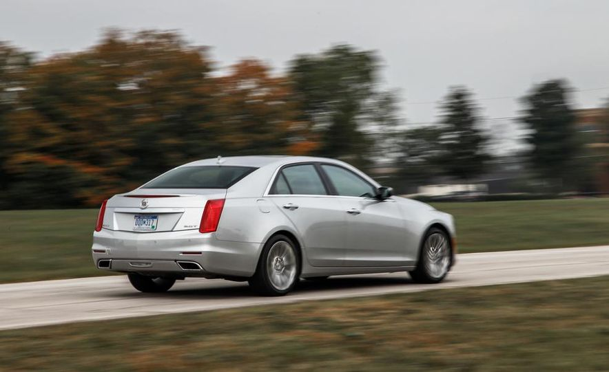 2014 Cadillac CTS 2.0T - Slide 3