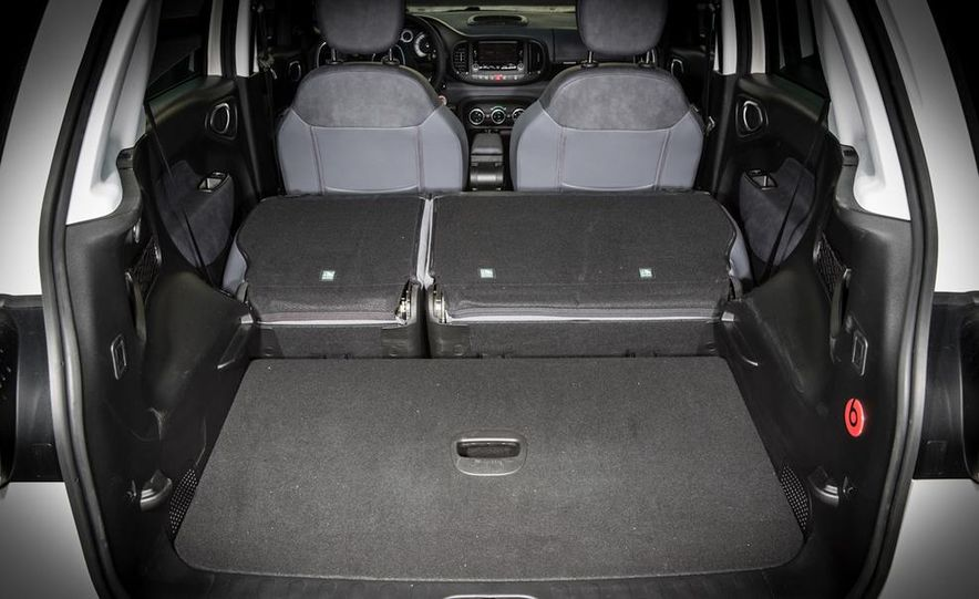 2014 Kia Soul! and 2014 Fiat 500L Lounge - Slide 19