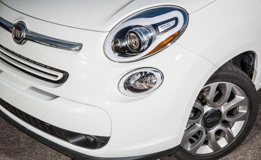 2014 Kia Soul! and 2014 Fiat 500L Lounge - Slide 10