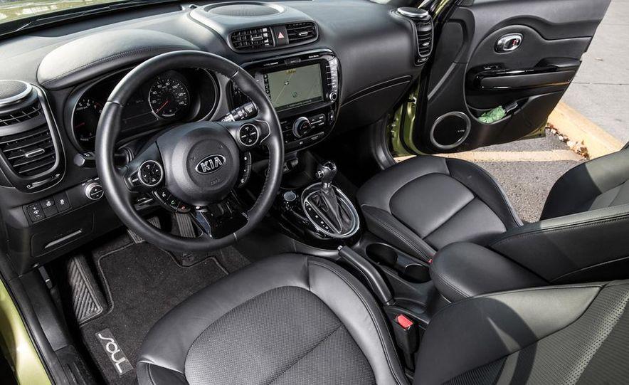 2014 Kia Soul! and 2014 Fiat 500L Lounge - Slide 29