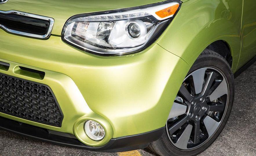 2014 Kia Soul! and 2014 Fiat 500L Lounge - Slide 25