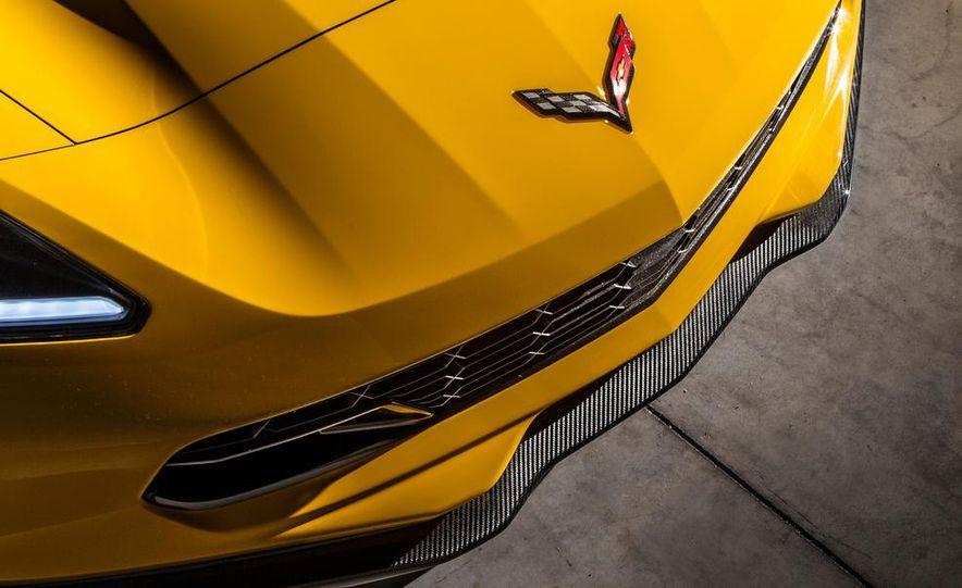 2015 Chevrolet Corvette Z06 - Slide 20