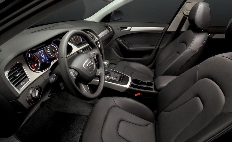 2015 Audi A4 TDI (artist's rendering) - Slide 20