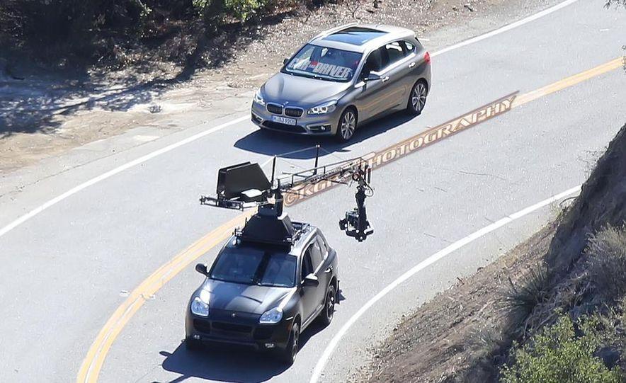 2015 BMW 225i Active Tourer (spy photo) - Slide 14