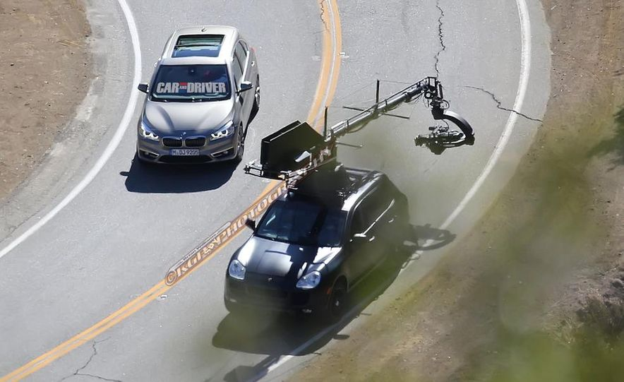 2015 BMW 225i Active Tourer (spy photo) - Slide 15