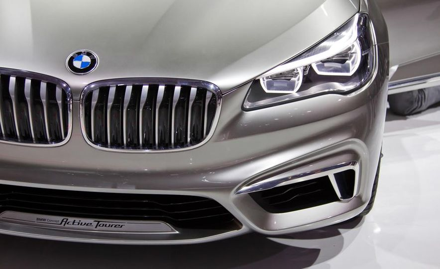 2015 BMW 225i Active Tourer (spy photo) - Slide 45