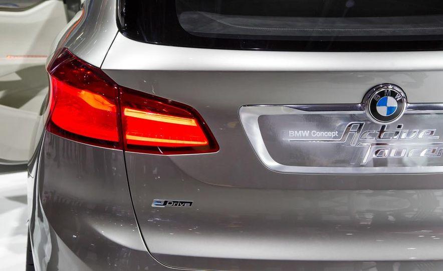 2015 BMW 225i Active Tourer (spy photo) - Slide 52