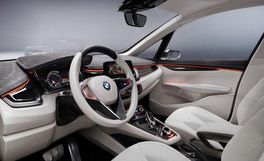 2015 BMW 225i Active Tourer (spy photo) - Slide 63