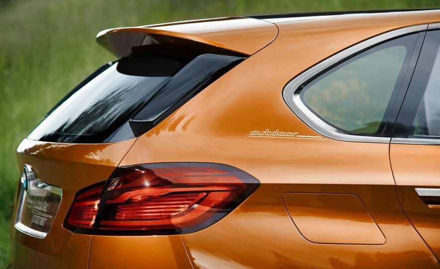 2015 BMW 225i Active Tourer (spy photo) - Slide 31