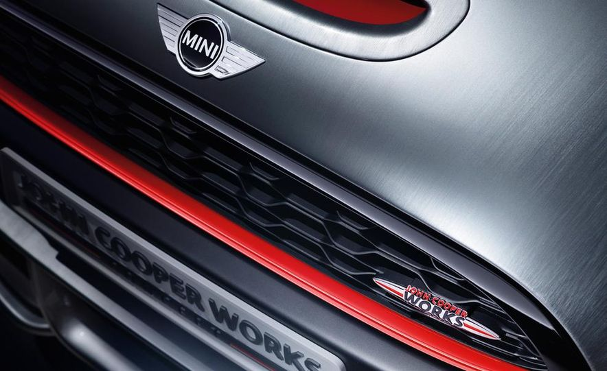 Mini John Cooper Works concept - Slide 24