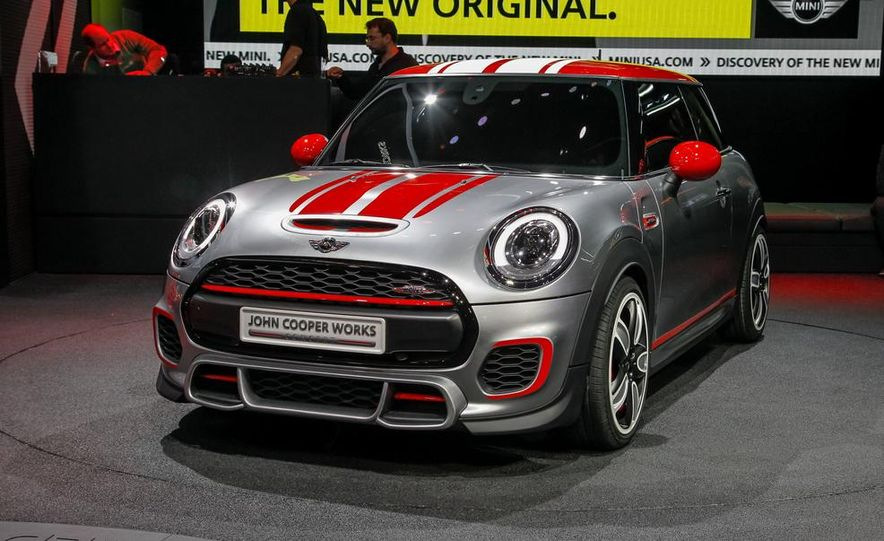 Mini John Cooper Works concept - Slide 6
