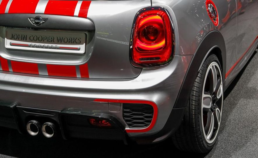 Mini John Cooper Works concept - Slide 18