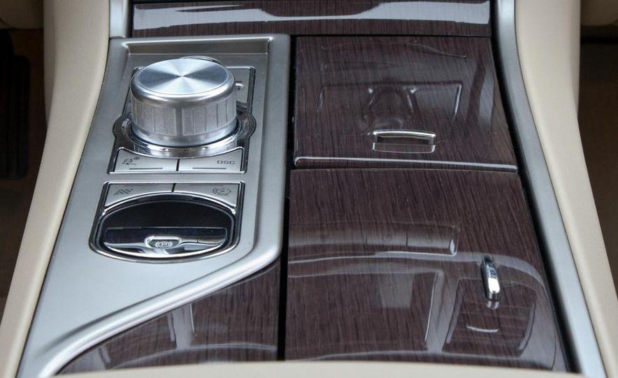 2013 Jaguar XF 2.0T - Slide 70