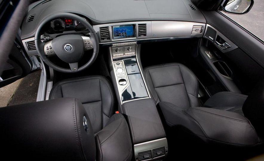 2013 Jaguar XF 2.0T - Slide 89