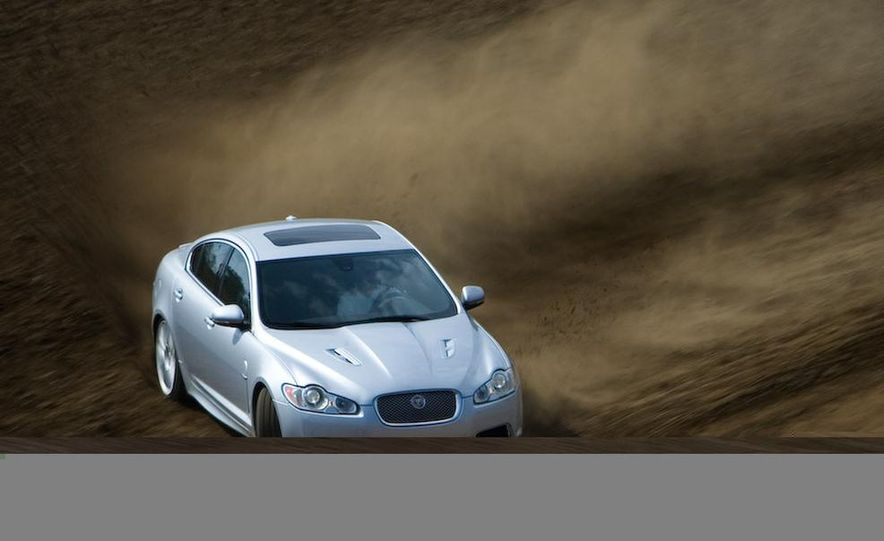 2013 Jaguar XF 2.0T - Slide 84