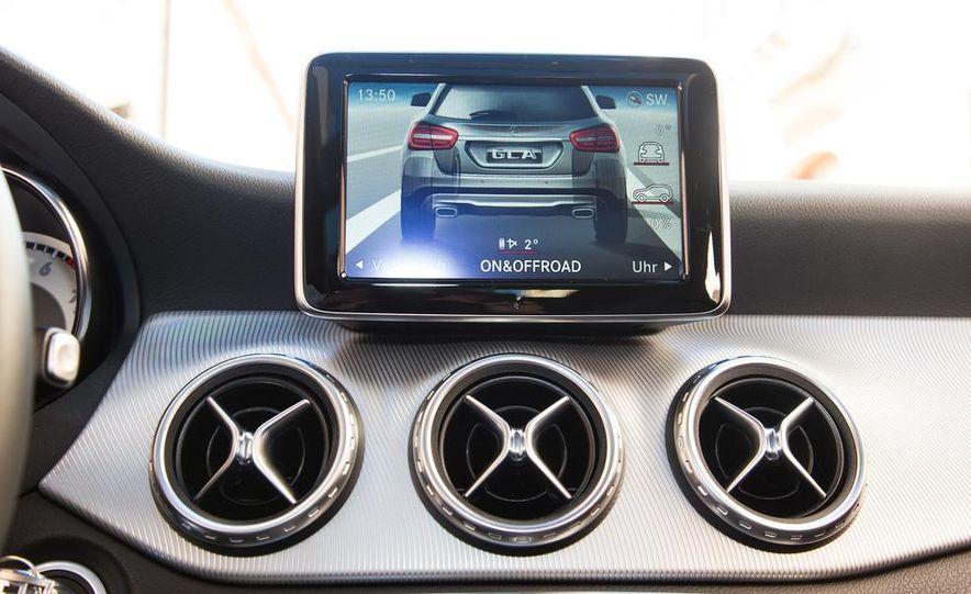 2015 Mercedes-Benz GLA-class - Slide 39