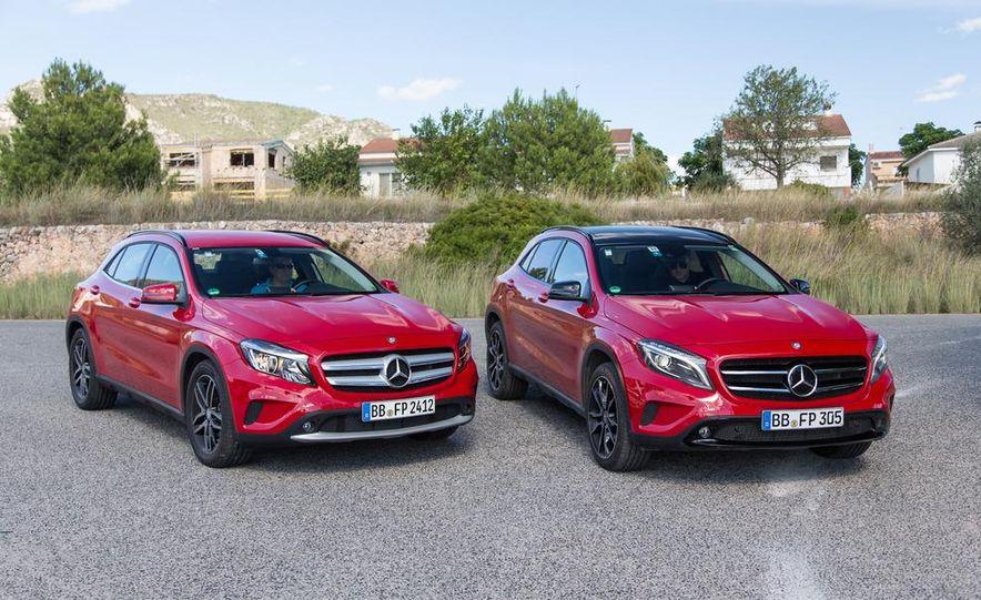 2015 Mercedes-Benz GLA-class - Slide 34