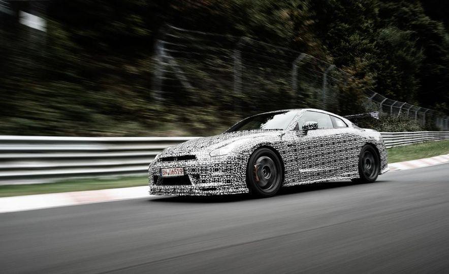 2015 Nissan GT-R NISMO Track Package - Slide 1