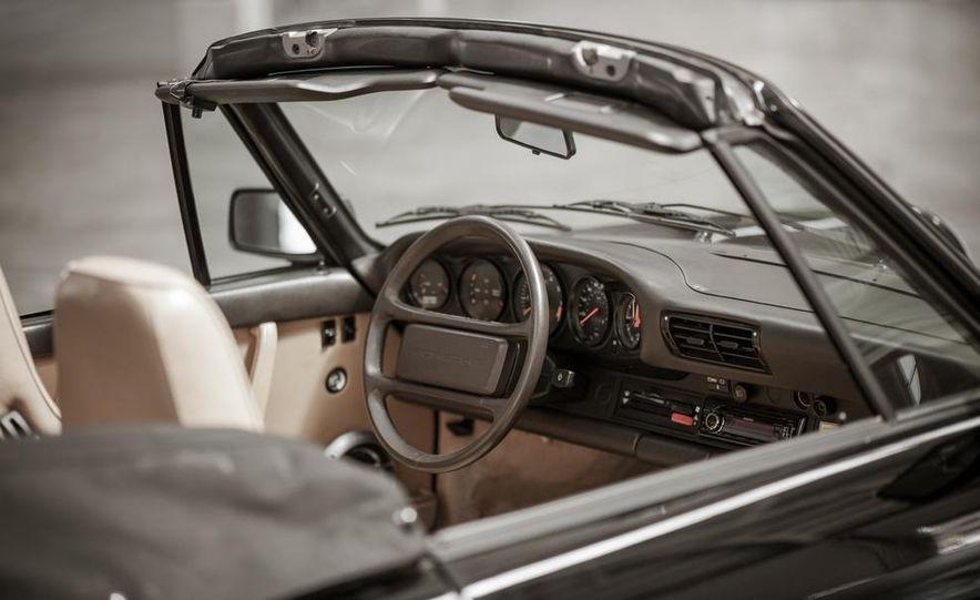 1986 Porsche 911 Cabriolet - Slide 14
