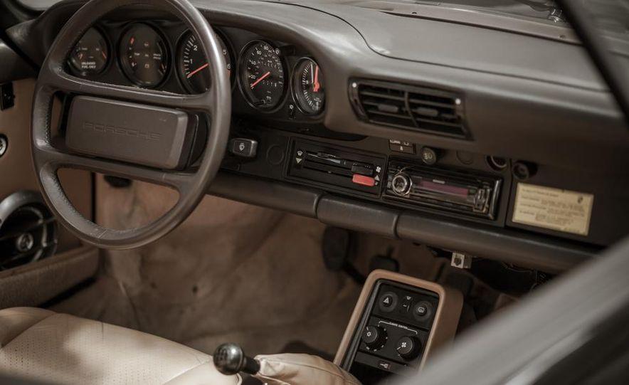 1986 Porsche 911 Cabriolet - Slide 15