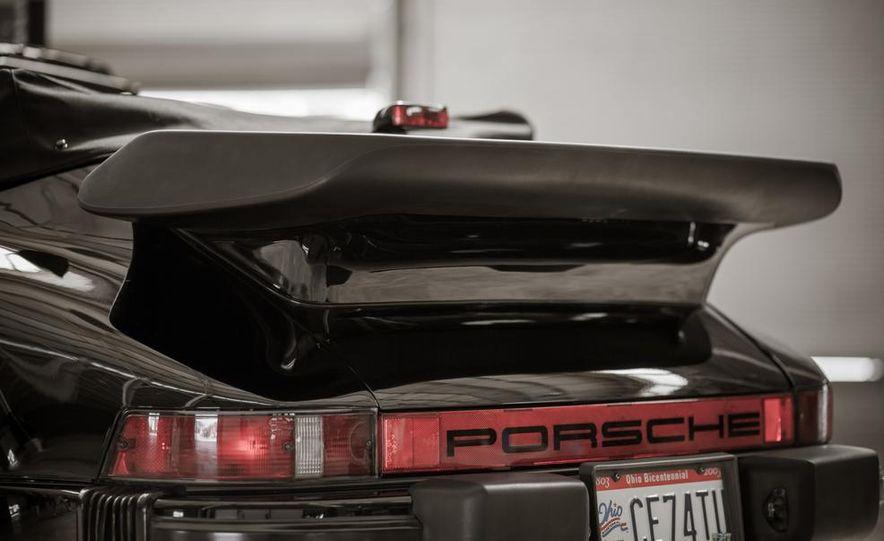 1986 Porsche 911 Cabriolet - Slide 5