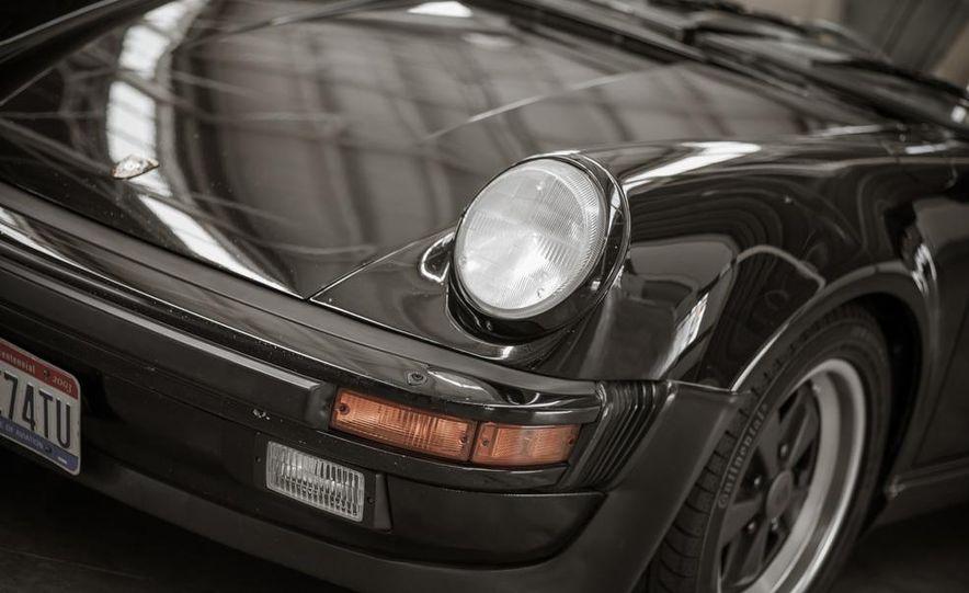 1986 Porsche 911 Cabriolet - Slide 8