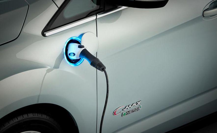 Ford C-Max Solar Energi concept - Slide 8
