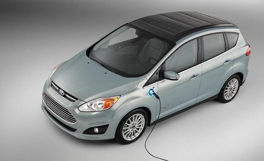 Ford C-Max Solar Energi concept - Slide 2