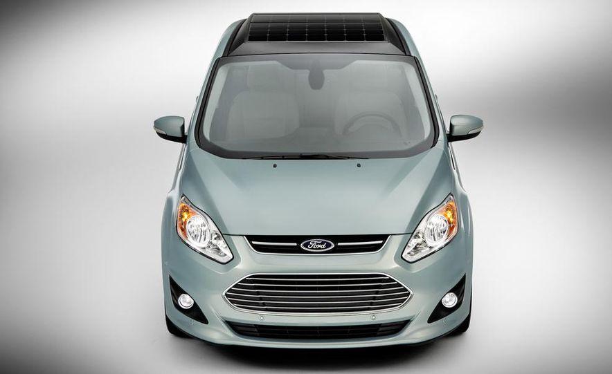Ford C-Max Solar Energi concept - Slide 3