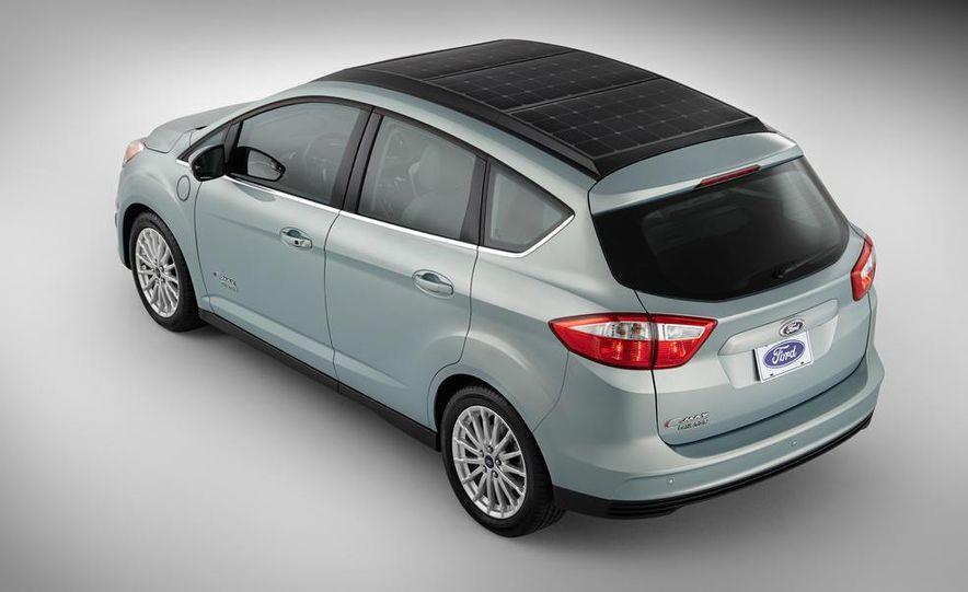 Ford C-Max Solar Energi concept - Slide 4