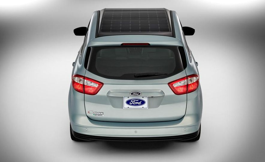 Ford C-Max Solar Energi concept - Slide 5