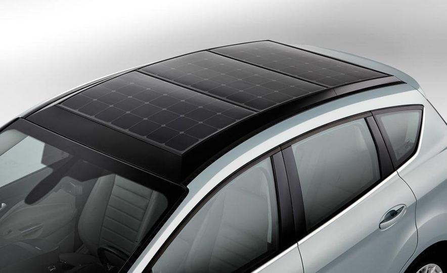 Ford C-Max Solar Energi concept - Slide 6