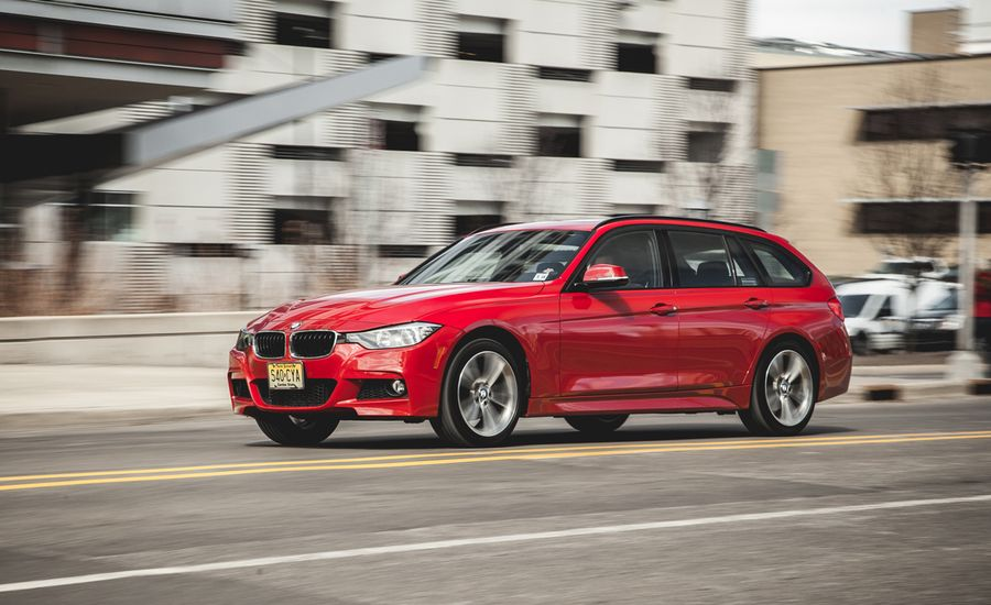 Bmw 328i Wagon >> 2014 BMW 328i xDrive Sports Wagon Test | Review | Car and