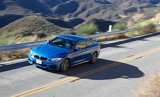 2014 BMW 435i Coupe Manual