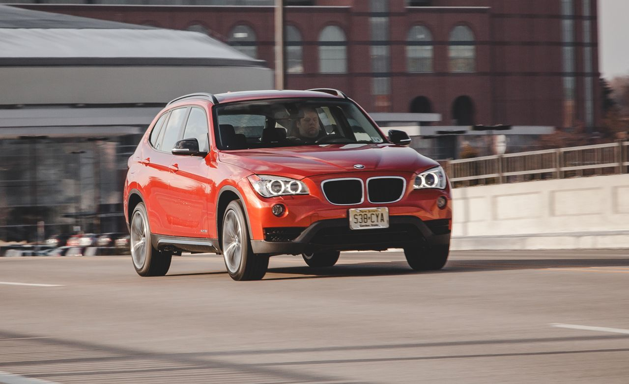 2014 BMW X1 xDrive35i Test  Review  Car and Driver