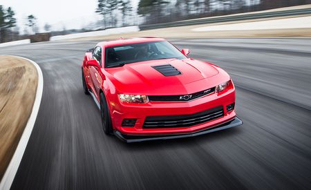 2014 Chevrolet Camaro Z/28 Tested at Barber Motorsports Park