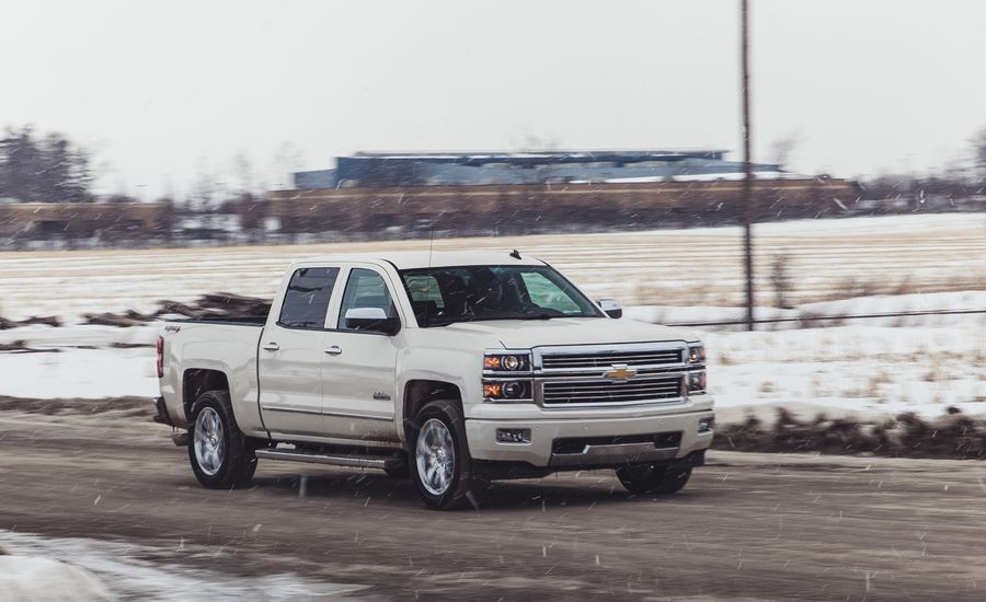 2014 chevrolet silverado 6 2l v 8 4x4 test review car and driver. Black Bedroom Furniture Sets. Home Design Ideas