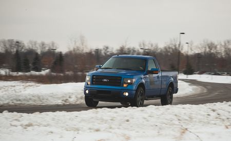 2014 Ford F-150 Tremor 3.5L EcoBoost V-6 4x2 and 4x4