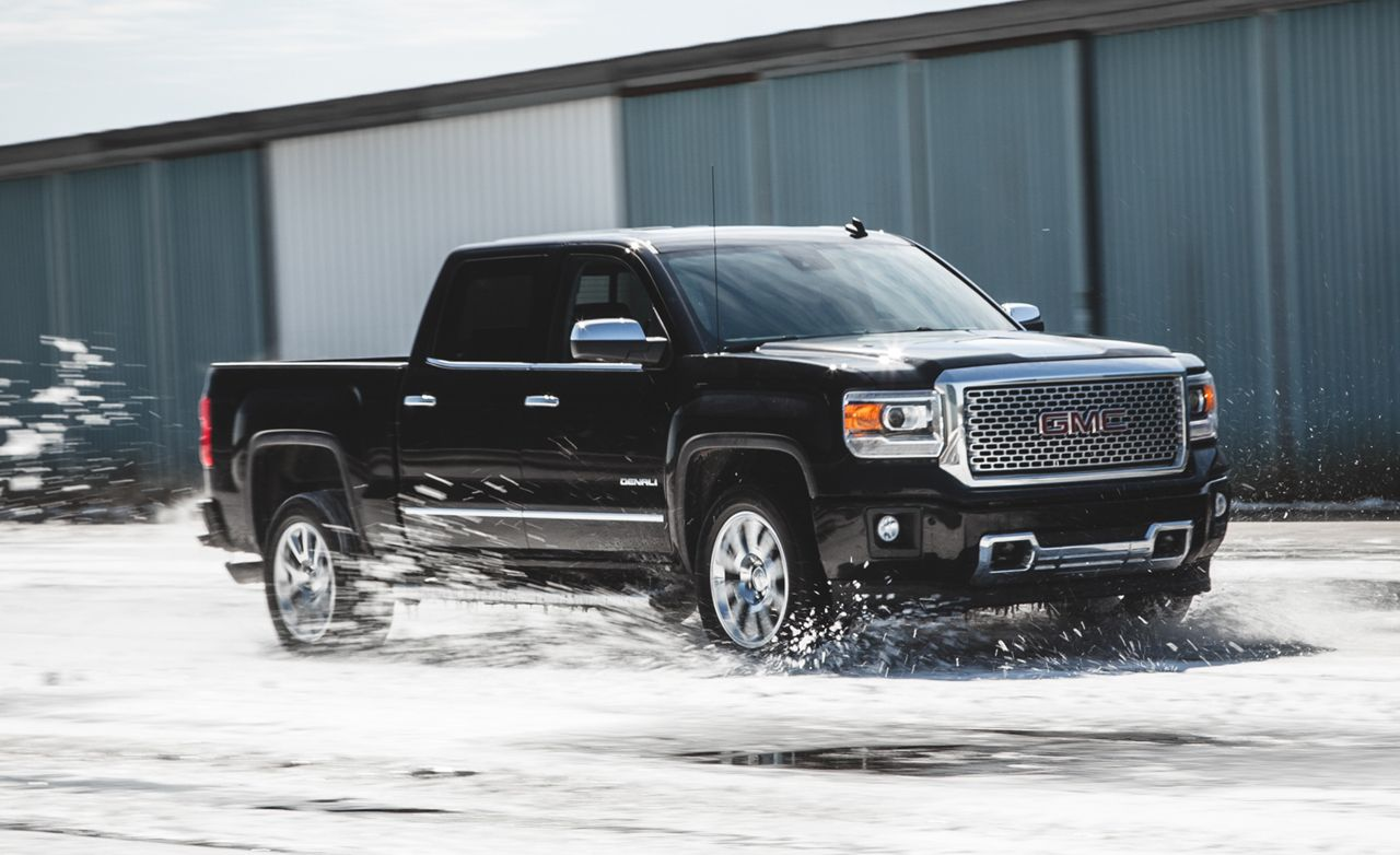 2014 GMC Sierra 1500 62L 4x4 Test  Review  Car and Driver