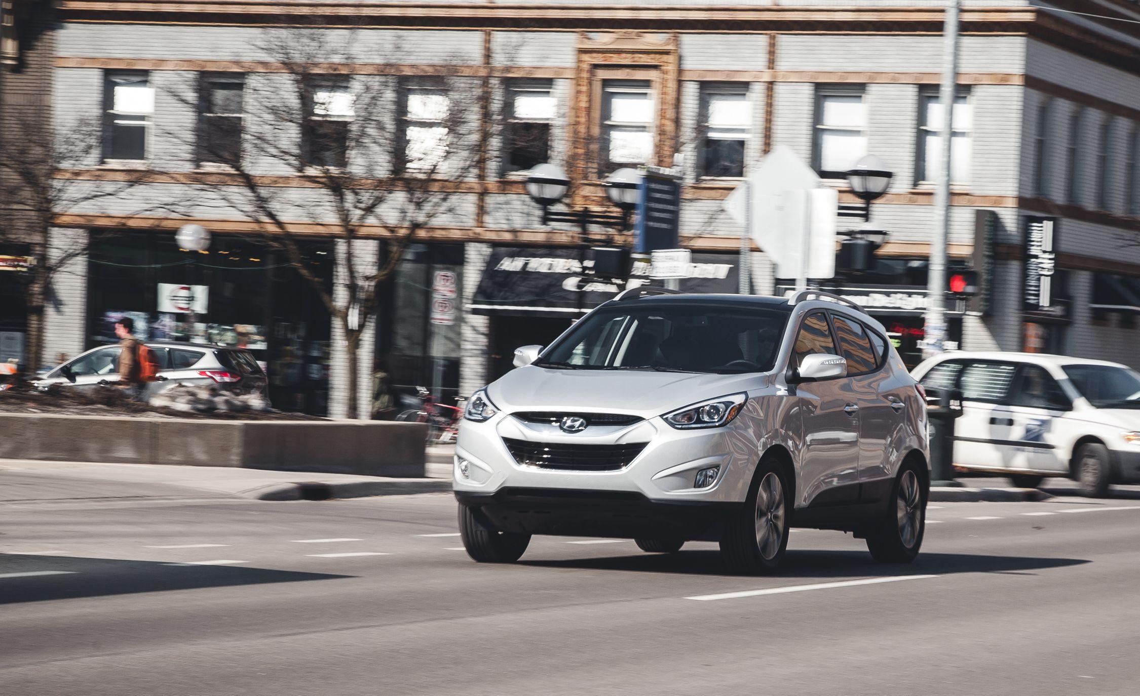 2014 Hyundai Tucson 2.4L FWD