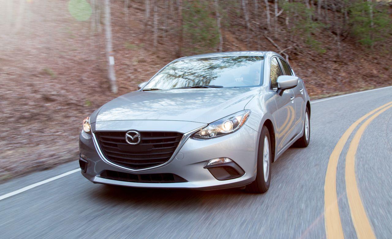 Elegant 2014 Mazda 3 2.0 Automatic Sedan