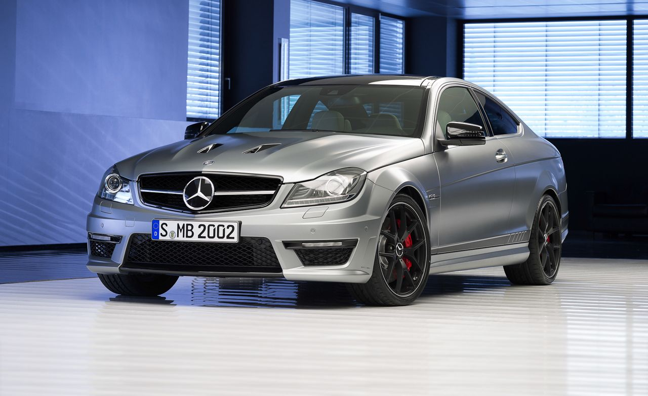 2014 Mercedes-Benz C63 AMG Edition 507 Test – Review – Car ...
