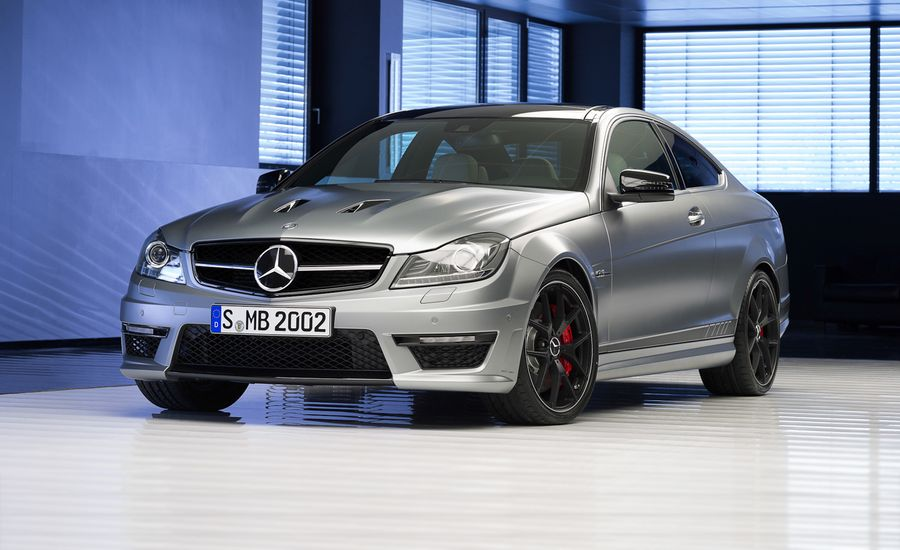 2014 mercedes benz c63 amg edition 507 test review car for 2014 mercedes benz c63 amg edition 507
