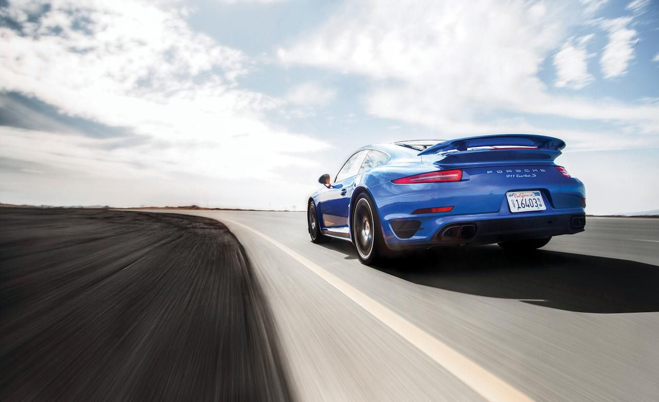 2014 porsche 911 turbo s tested review car and driver