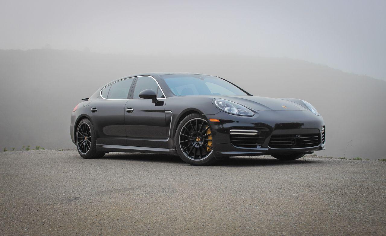 2019 Porsche Panamera Turbo S Reviews Price Photos And Specs Car Driver