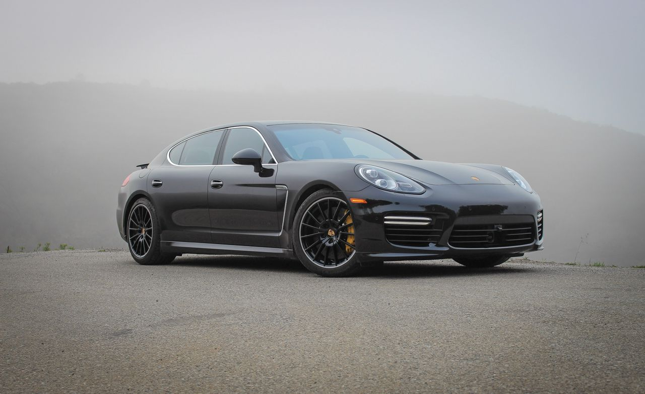 2014 Porsche Panamera Turbo Executive